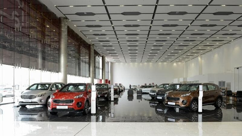 The large new facility is part of Al Majid Motors Company's wider expansion plan, which is focused on enhancing the company's customer service in the UAE.