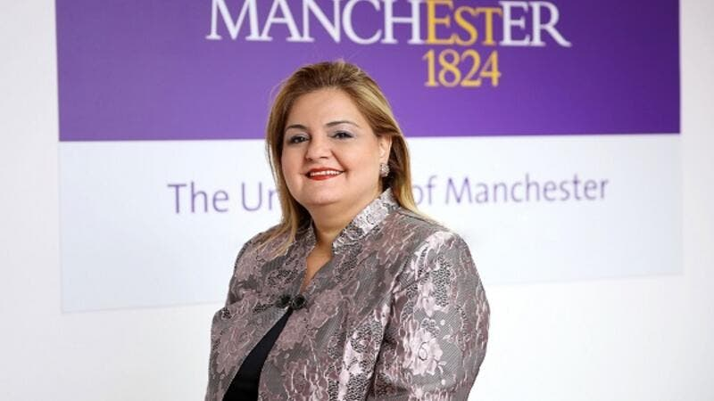 Randa Bessiso, Director - Middle East at The University of Manchester Middle East Centre