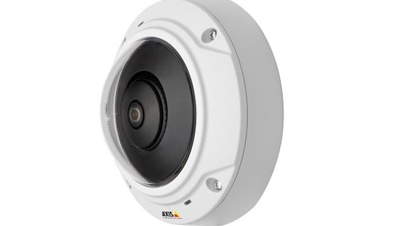 White M3048-P for AXIS M3047-P Camera casing