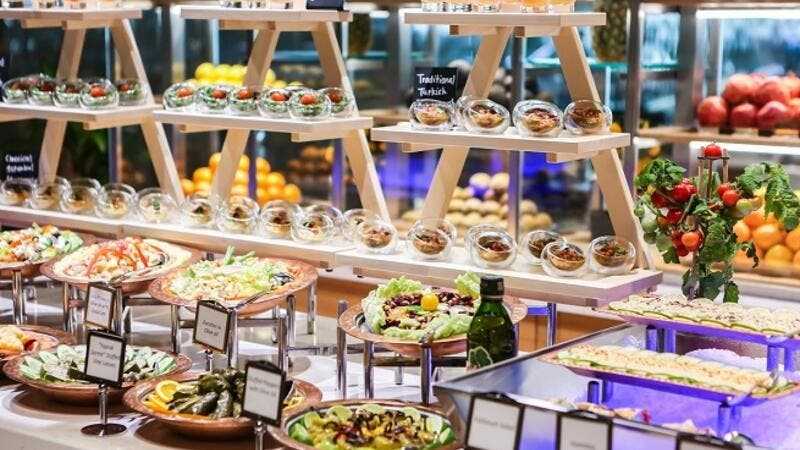 Rixos Premium Dubai is also set to welcome Orthodox Easter on 8 April with a themed, luxuriant brunch.