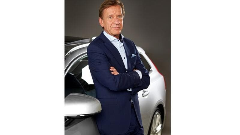 Håkan Samuelsson, president and chief executive of Volvo Cars.