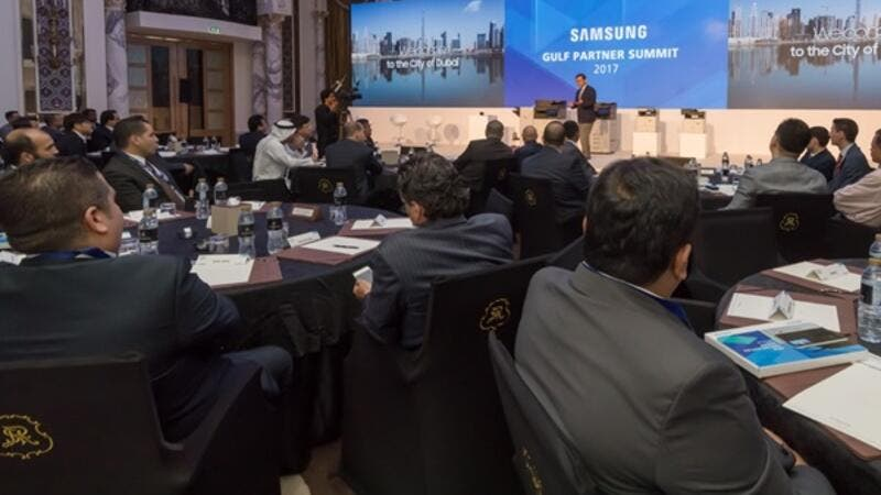 The Samsung Partner Summit 2017 was attended by 90 delegates including direct partners, distributors, value added resellers and system integrators.