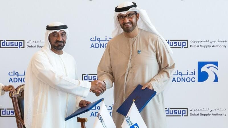 ADNOC Signs 15-Year Gas Sales Agreement With Dubai Supply