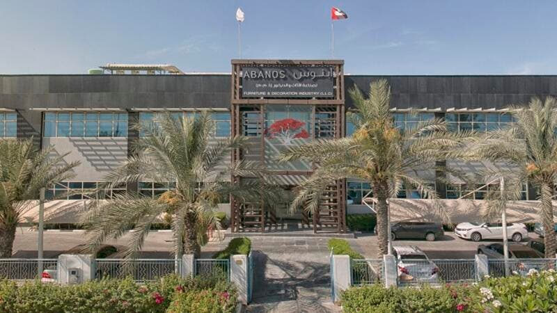 Abanos operates a 15,000m2 manufacturing facility in Dubai Investment Park.