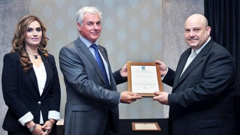 Al-Futtaim Logistics receives ISO 9001:2008 certification