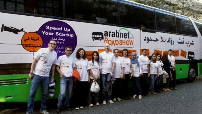Jordanian entrepreneurs en route to ArabNet