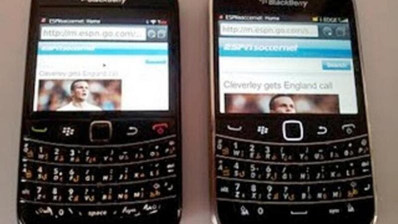 How Bold is the BlackBerry Bold 9900? | Al Bawaba