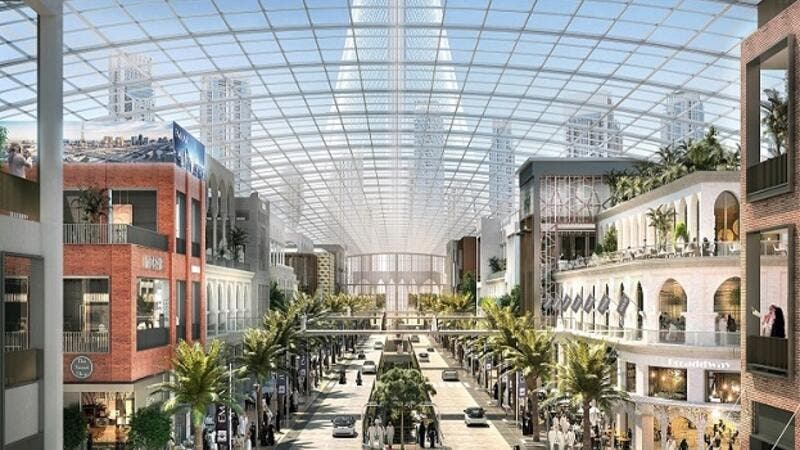 Dubai Square is designed with the modern consumer in mind.