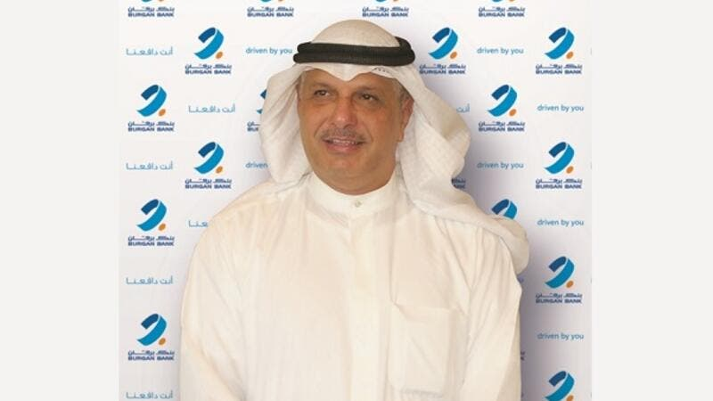Majed E. Al Ajee,l Chairman of Burgan Bank Group