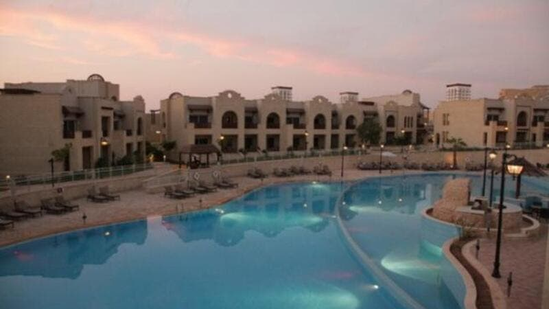 Crowne Plaza Jordan Dead Sea Resort and Spa