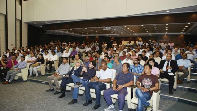 DIP hosts seminar on fire safety training by Dubai Civil