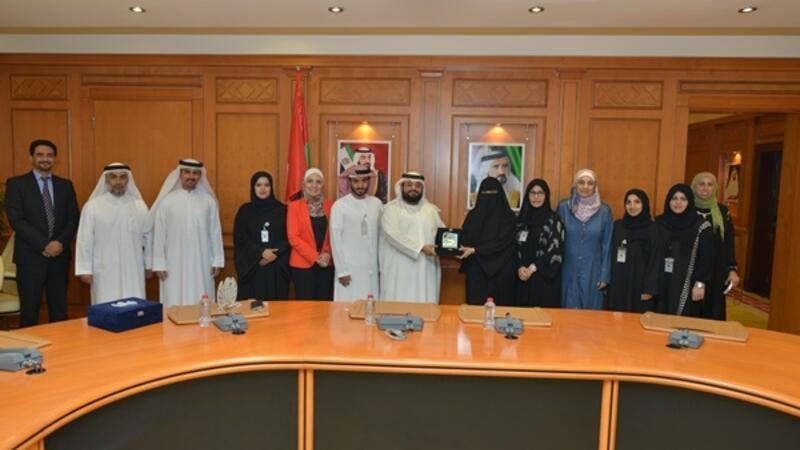 Dubai Customs showcased its experience in developing its capacities to attain the best corporate excellence.
