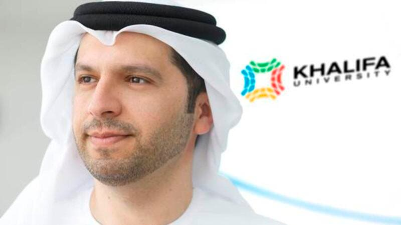 Dr. Arif Sultan Al Hammadi, Khalifa University's Executive Vice President