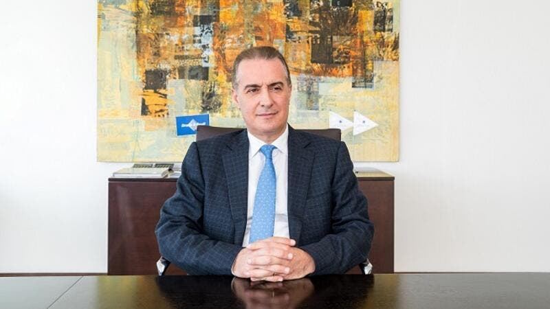 Dr. Fadi Feghali, Group Chief Executive Officer, DSI International