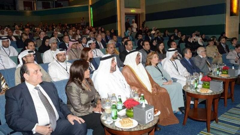 During the opening of 'Innovation Arabia 9'