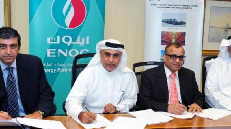 ENOC joins hands with Tristar for new oil & gas logistics joint