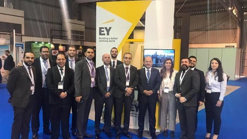 EY Jordan sponsored and participated in the 12th Edition of the Special Operations Forces Exhibition and Conference.