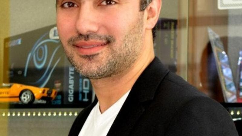 Ehsan Hashemi, COO Golden Systems