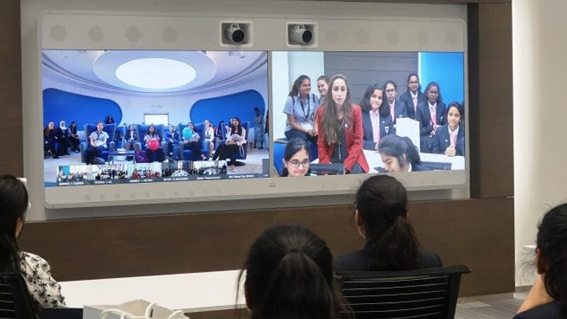 Cisco Inspires the Next-Generation of Women at Girls Power