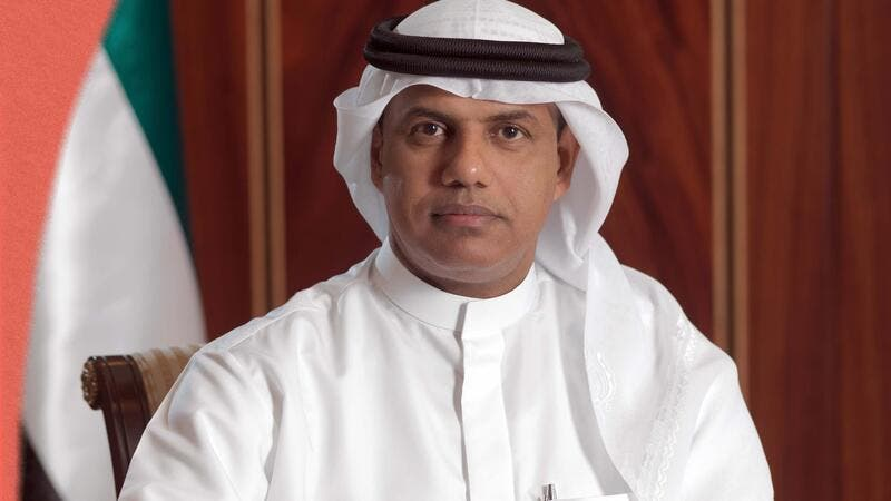 Ahmed Mahboob Musabih, Director of Dubai Customs