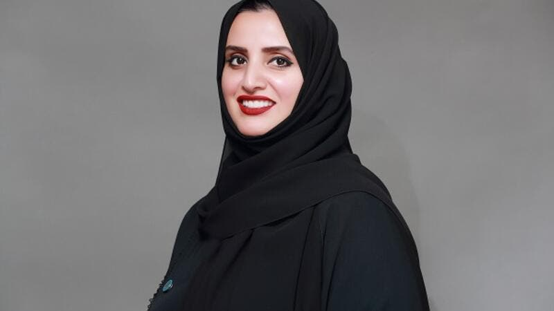 Aisha Bint Butti Bin Bishr, Director General of the Smart Dubai Office