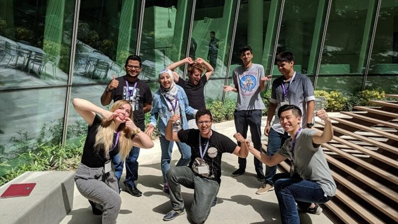 Aspiring hackers from across the globe came together at NYU Abu Dhabi from April 27 for the three-day event.