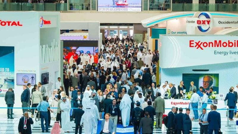 Almost 160 Chinese companies confirmed they will attend the Abu Dhabi International Petroleum Exhibition and Conference (ADIPEC).