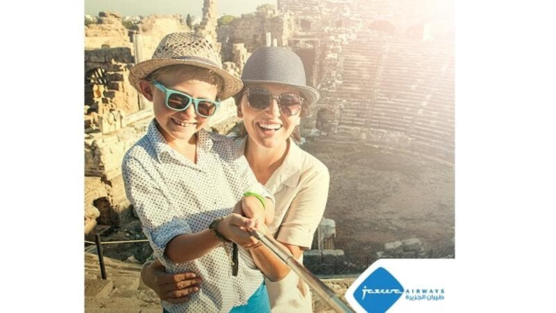 Jazeera Airways hopes to inspire more travelers to book in advance for their well-deserved break and discover prominent destinations famed for its summer escapades.