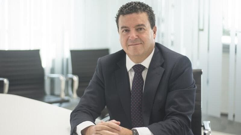 Jesús Sancho, regional manager of Acciona ME.