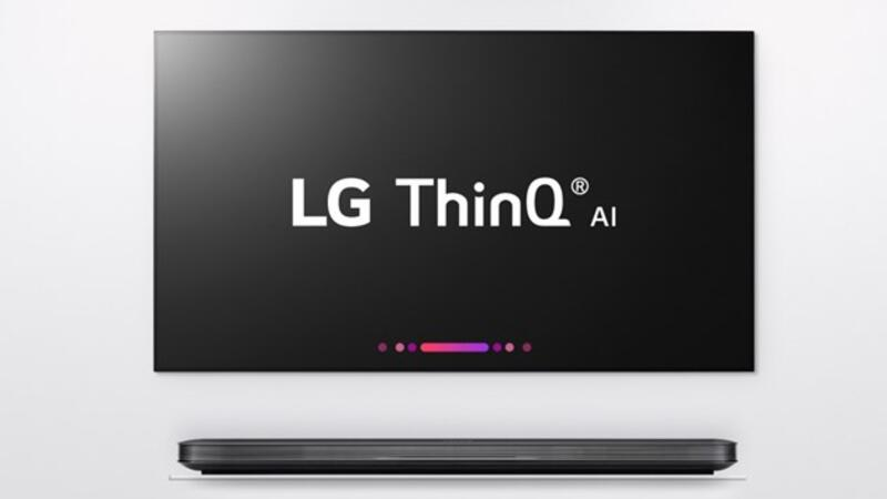 LG Lays Groundwork for TV of Tomorrow With ThinQ and Alpha
