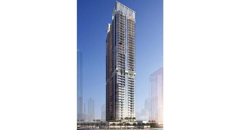 MBL Residence is a 40-level residential tower located in the heart of Dubai's waterfront community.