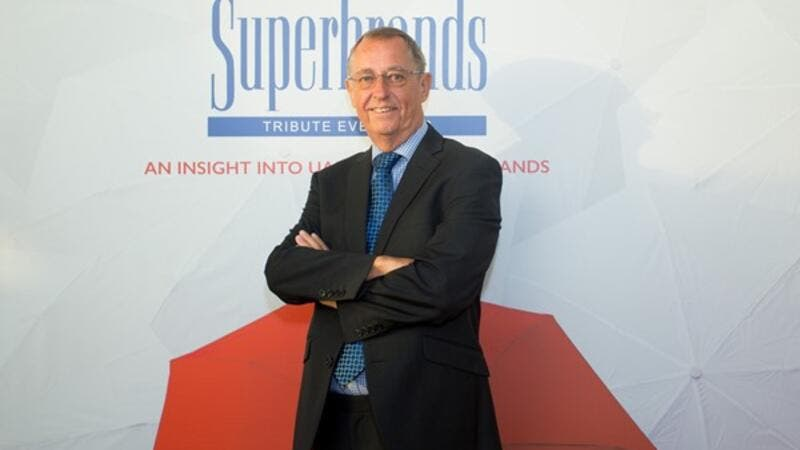 Mr. Mike English, Director, Superbrands Middle East