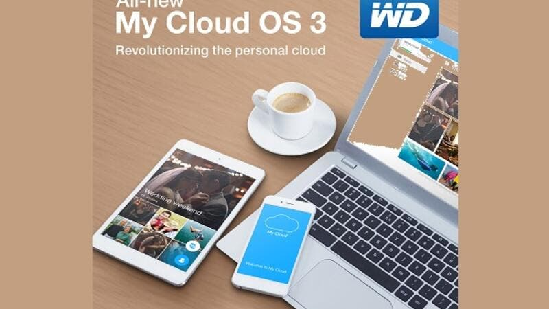 WD makes cloud storage more personal (and private) | Al Bawaba