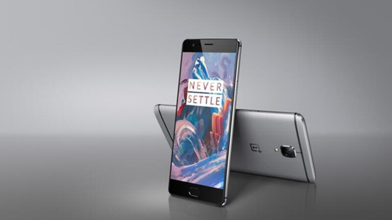 OnePlus 3 Launched Exclusively in the Middle East on SOUQ.com