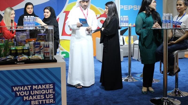 Throughout the fair, PepsiCo will offer summer internships to fresh graduates with 0-2 years' experience.