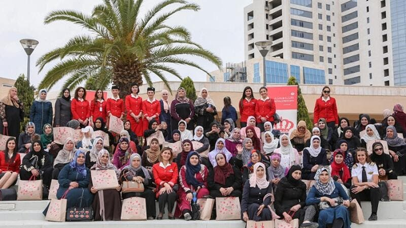 RJ and Haya Cultural Center staff and the mothers participated in various activities held on the occasion.