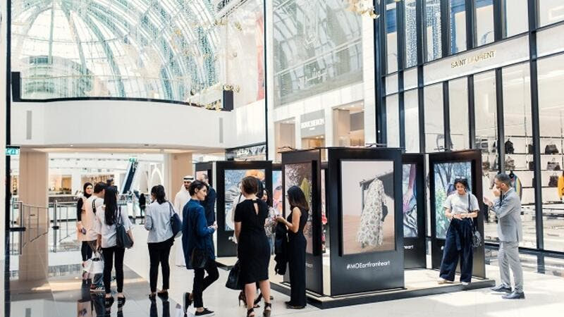 Mall of the Emirates is hosting a unique photography gallery that explores the various facets of Ramadan.