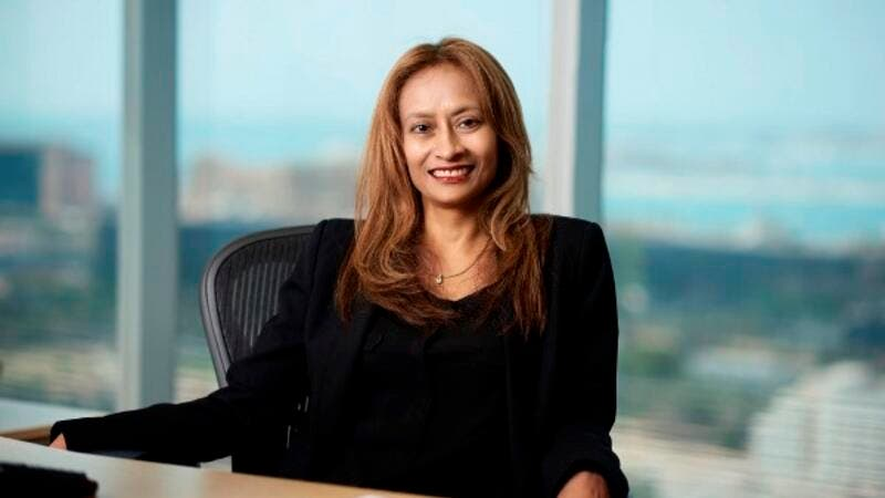 Rafiah Ibrahim President of Ericsson Middle East and Africa