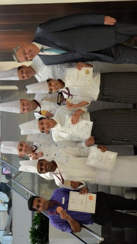Salon Culinaire competition