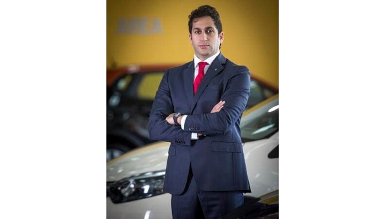 Marwan Haidamous, Managing Director of Renault Middle East