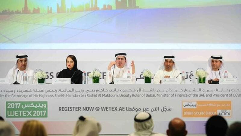 The 19th edition of the Water, Energy, Technology and Environment Exhibition, WETEX, is coming to Dubai.