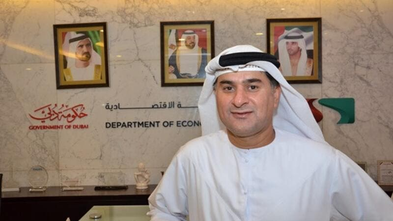 Walid Abdul Malik, Director of Commercial Permits Management in DED