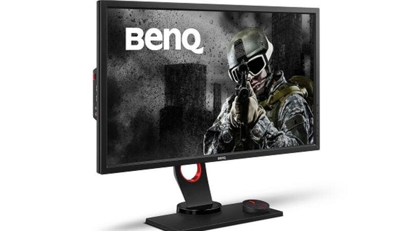 BenQ professional gaming monitor