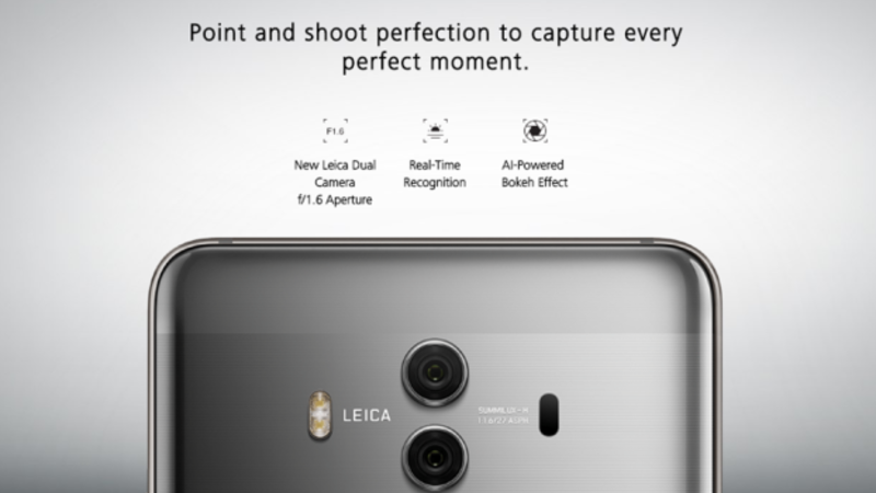 Huawei, Leica Reinvent Smartphone Photography To Change