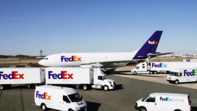 Fedex Express Donates Two Aid Supply Flights To Unicef In Response