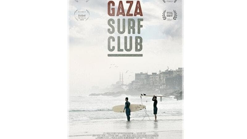 Gaza Surf Club opened the 3rd Karama Beirut Human Rights Film Festival with a full house screening.