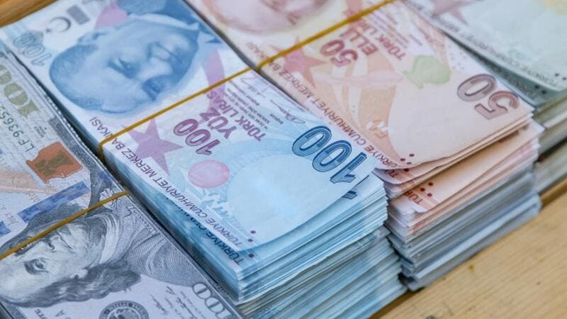 Banks' liquidity needs will be provided by the Central Bank of the Republic of Turkey (CBRT), the bank has announced. (Shutterstock)