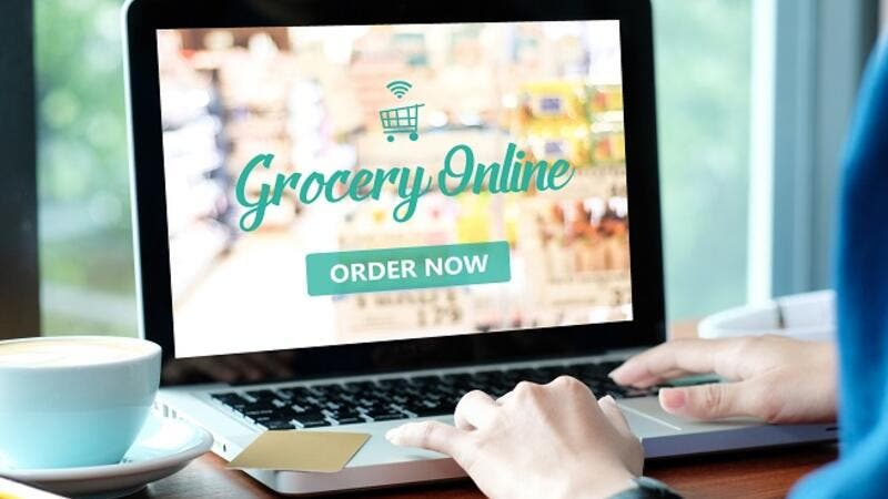 Online stores in a race to your doorstep as trend catches on. (Shutterstock)