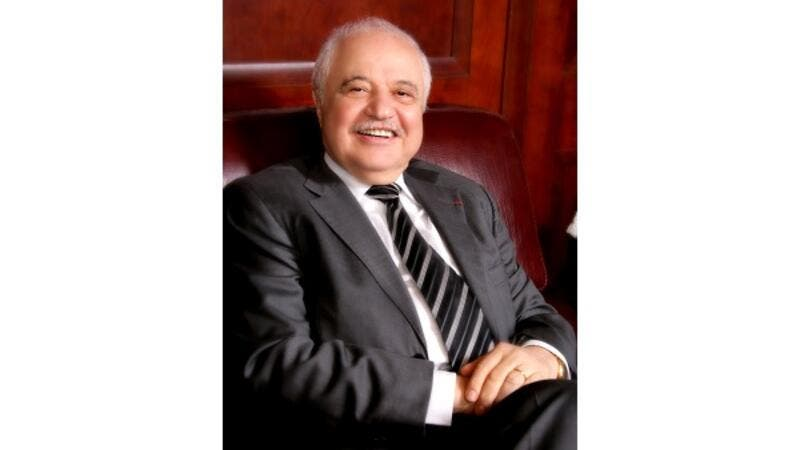 Talal Abu-Ghazaleh, chairman and founder of  Talal Abu-Ghazaleh Organization