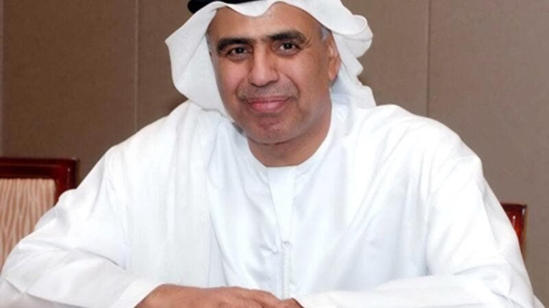 HE Obaid Humaid Al Tayer, Minister of State for Financial affairs
